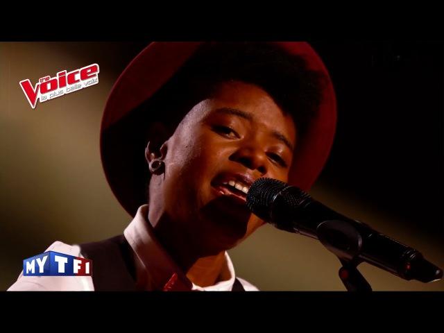 Bob Dylan - Knockin on Heaven's Door | Tamara Weber-Fillion | The Voice France 2016 | Blind Audition