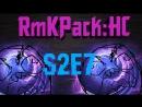 Minecraft RmKPack HC S2E7 ШАЙТАН МАШИНА ГОТОВА