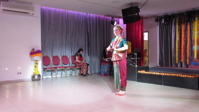Краски Индии. Вероника Курашина. 10 апреля 2016 года