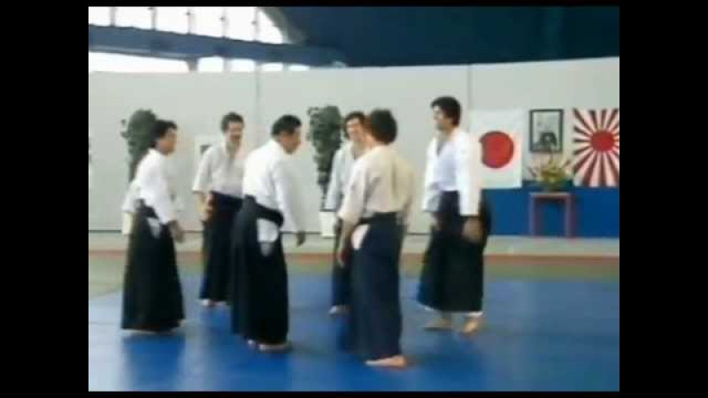 AIKIDO. Morihiro Saito: The Lost Seminars