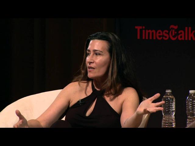 Lin Manuel Miranda Jeanine Tesori Danai Gurira Oskar Eustis Interview TimesTalks