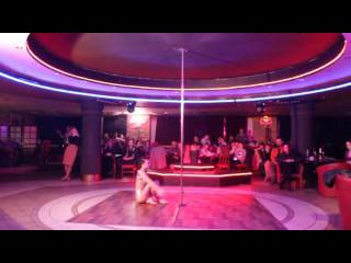 Милена Angels 21 Pole Dance Show Angels