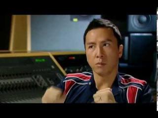Interview with Donnie Yen on SPL (Kill Zone)