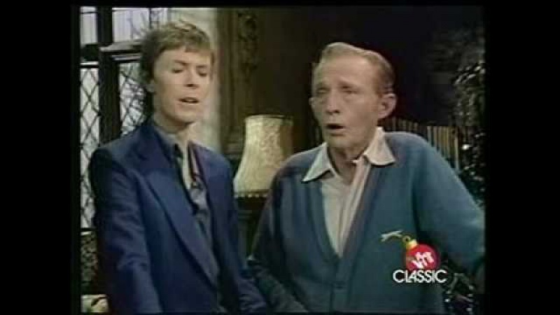 Bing Crosby David Bowie - Peace on Earth/Little Drummer Boy 1977