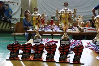 Награждение сезона 2015-2016