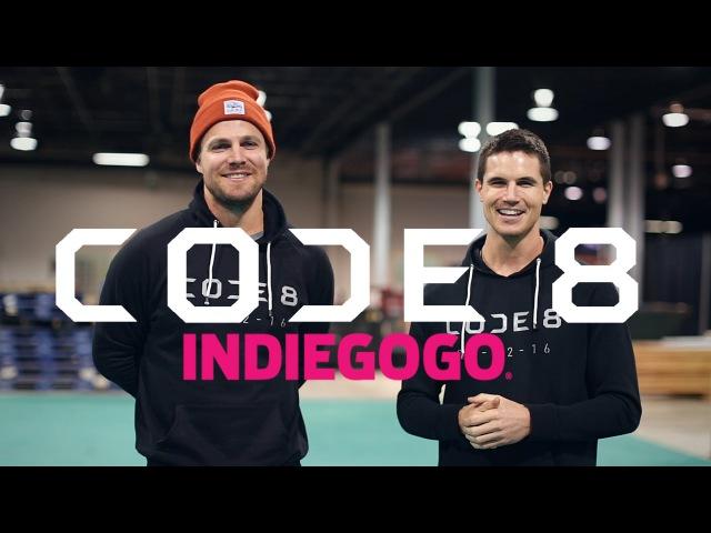 Code 8 Indiegogo Campaign Video