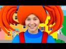 Песенки для детей - Кукутики - Сборник№3 из 5 новых песен Кукутиков для детей, малышей