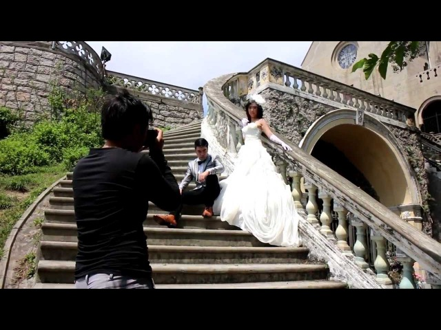 Behind the scene Pre Wedding MuaiBook@Macau