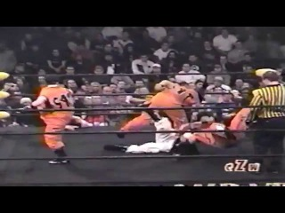 CZW Cage of Death 3 (2001) Highlights