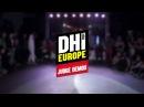 DANCEHALL INTERNATIONAL EUROPE - JUDGE DEMO - VENDELA, DHQ HEADTOP, JR , A NI MAL, CRAZYHYPE   Danceprojectfo