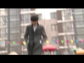 """150217 wu yi fan @ """"a date with lu yu"""" show (playground)"""