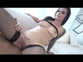Katrina jade creampied! hardcore babe softened with the magic of cum
