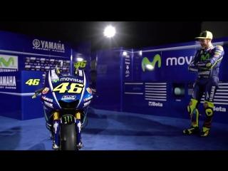 Movistar Yamaha MotoGP Team's 2017 YZR-M1