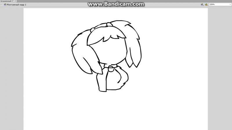 Как я рисую Бейби FNIA