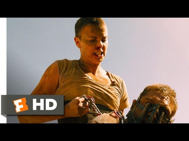 Mad Max Fury Road Max vs Furiosa Scene 3 10 Movieclips