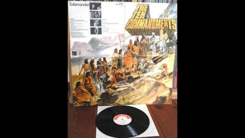 Salamander The Ten Commandments Full Album 1971 Very Rare Heavy UK Prog £300
