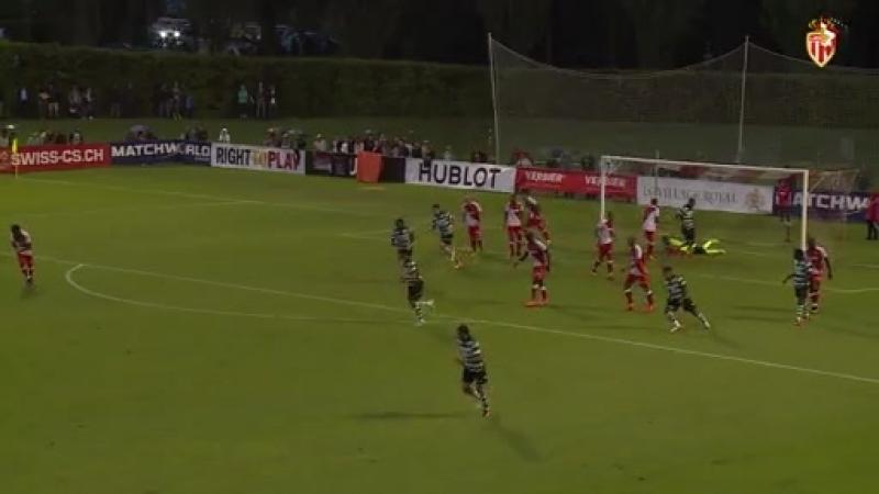 HIGHLIGHTS, AS Monaco 4-1 Sporting Lisbonne