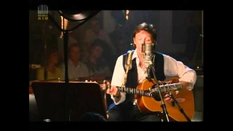 Paul McCartney Jenny Wren Abbey Road studio LIVE