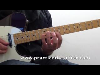 Three Octave Legato Scale Run Five Keys In The Style Of Joe Satriani Paul Gilbert