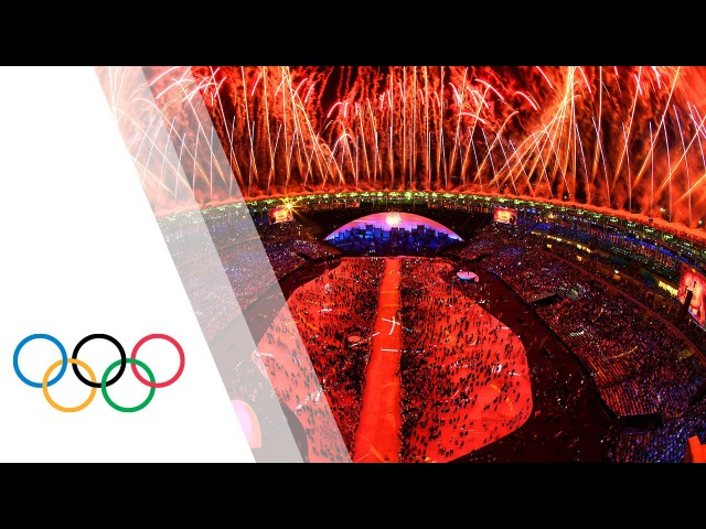 Rio 2016 Opening Ceremony Full HD Replay   Rio 2016 Olympic Games