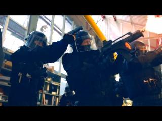 Raid dingue - Первый французский трейлер