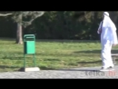 Arab with backpack bomb, public bomb scare prank compilation