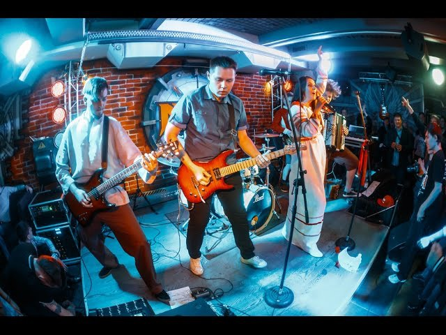 Пламя В Нас Feat Алексей Хужаев Radioaction За Речкою За быстрою Рок клуб Machine Head