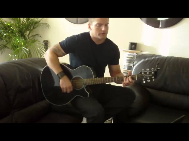Trying Not To Love You (Nickelback) by Kris Moyse