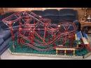 Wild Mouse - K'nex Roller Coaster