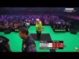 Michael van Gerwen vs Gary Anderson (PDC World Grand Prix 2016 / Final)
