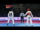 ASHOURZADEH FALLAH FARZAN IRI vs TORTOSA CABRERA JESUS ESP Semifinal M 58