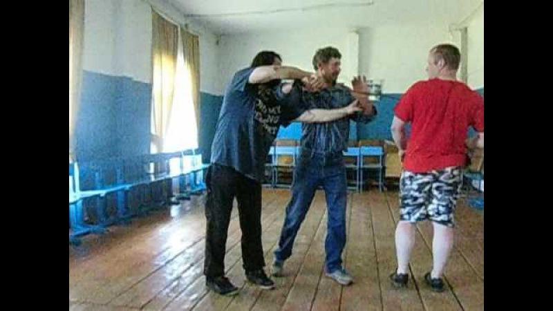 Ратибор Бартош..боевое искусство казаков...