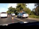 Автомобиль перевернулся в ДТП на Щелковском шоссе в Подмосковье