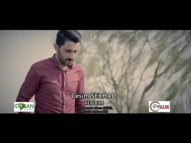 Cesim Serhad Xeribım Official Video
