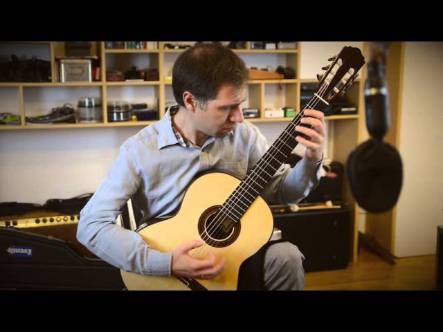 Astor Piazzolla Cinco Piezas Campero performed by Antonis Hatzinikolaou