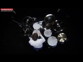 Ken Mary - DRUM SOLO (...takes the Red Pill...)