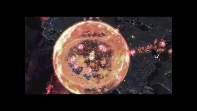 Starcraft II: Legacy of the Void - 25 Эпилог. Зел-Нага [ФИНАЛ]