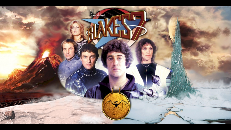 Семёрка Блейка Blake's 7 01 сезон 06 серия 1978