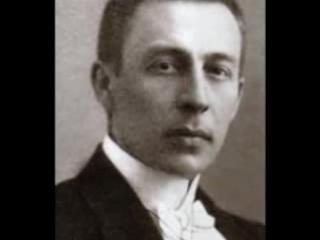 Gluck-Sgambati  Melodie  - Sergey Rachmaninov