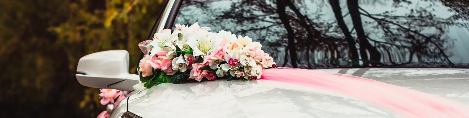прокат украшений на свадебную машину в тольятти