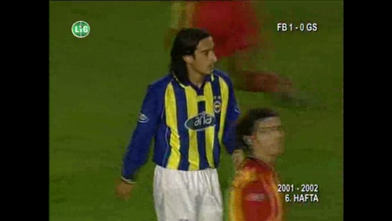 FB 6-0 GS (6 kasım 2002) lig maçı 2.part