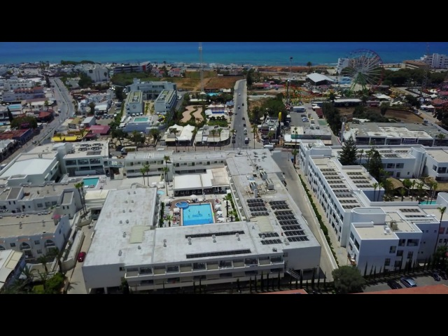 Melpo Antia Hotel Apartments Мельпо Антия Отель Апартаменты Айя Напа Кипр Ayia Napa Cyprus