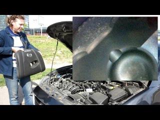 Исследование ЦПГ: Mazda 6 2.0, SkyActive