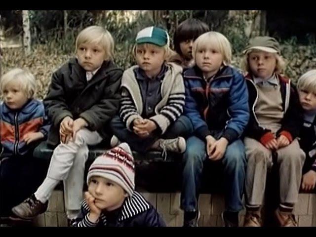 Незнайка с нашего двора 1983 детский музыкальный телефильм