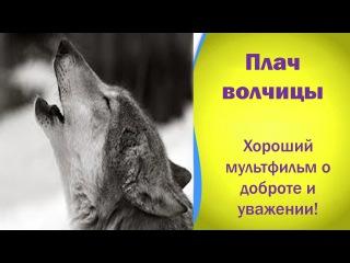 Плач Волчицы. Посмотрите хороший мультик (грустный)