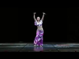 Tahira (Poland) - Eshta ya Amar, Let's Dance Festival, Prague 2014 2895
