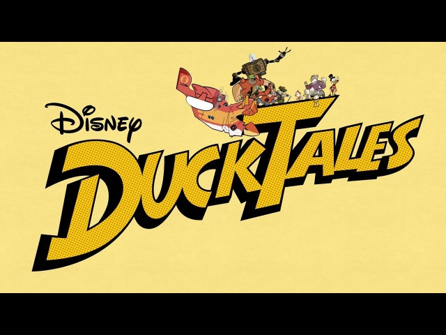 Theme Song DuckTales Disney XD