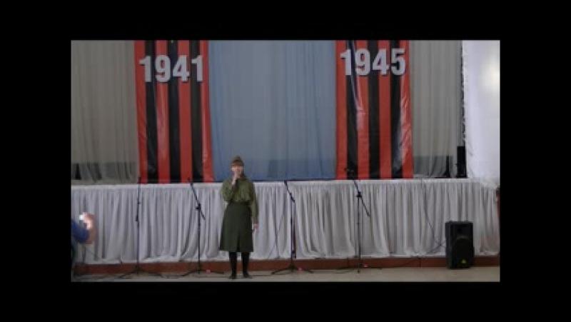 ДК ЮРЭС 09 05 2017 Подставина Оля Мой мишка