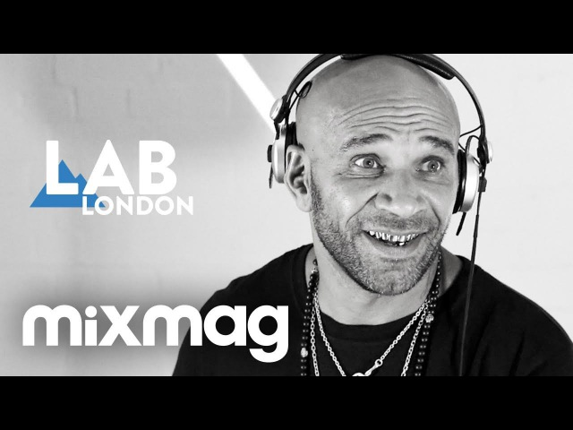 GOLDIE and ULTERIOR MOTIVE d n b sets in The Lab LDN