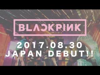 blackpink boombayah (jp short ver.) m/v